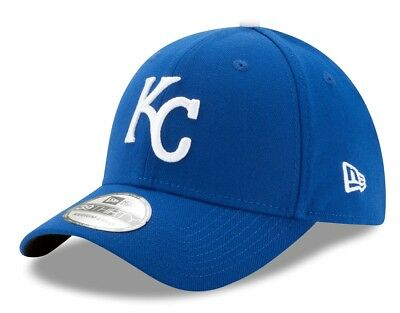 97dfb726 KANSAS CITY ROYALS KC New Era MLB 39THIRTY Team Classic Stretch Flex ...
