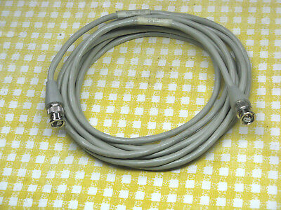 HP Hewlett Packard 10790A 4 Pin BNC to 4 Pin BNC Receiver Cable Long