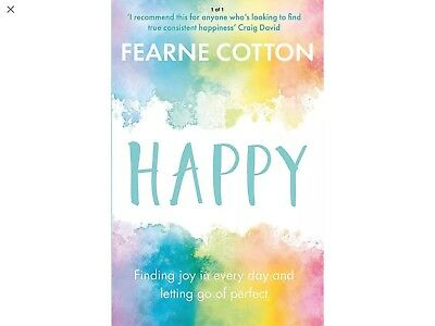 Happy by FEARNE COTTON 9781409175070