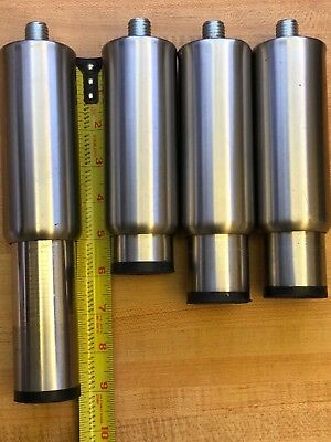 Adjustable S/S Appliance legs, heavy duty commercial quality ( 3 available)
