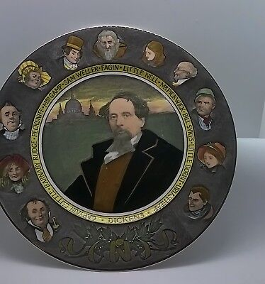 Royal Doulton Poets Collector Plate Made In England D6306