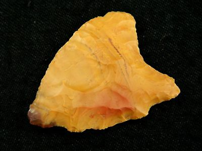Saharian NEOLITHIC - Jasper ARROWHEAD - 39 mm LONG