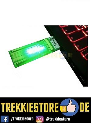 Star Trek USB Stick, Isolinearer Chip, TNG, Enterprise, 8 GB, USB Stick