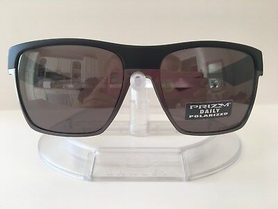 d125796408e New OAKLEY Men s ~TWOFACE XL PRIZM DAILY POLARIZED~ Sunglasses OO9350-02  STEEL