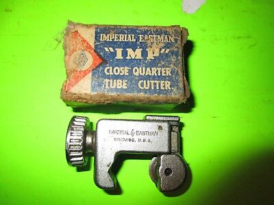 "Imperial Eastman ""IMP"" Tube Cutter w/box (MM1)"