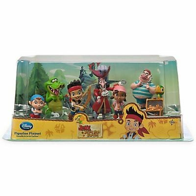 Jake and the Neverland Pirates Figurine Playset Disney Store Exclusive NEW Izzy