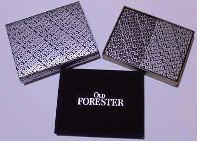 Old Forester Whisky Playing Cards New Sealed Go Forestering Excellent Condition