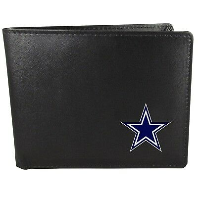 Dallas Cowboys Bi-Fold Mens Wallet NFL Football Licensed Product Classic Bifold