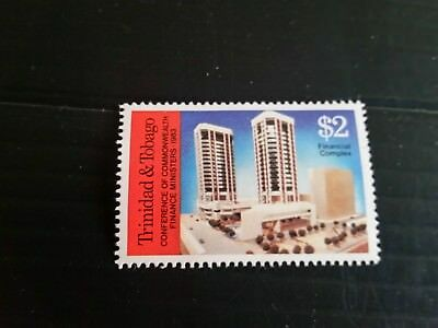 Trinidad And Tobago 1983 Sg 631 Conf Of Commonwealth Ministers Mnh