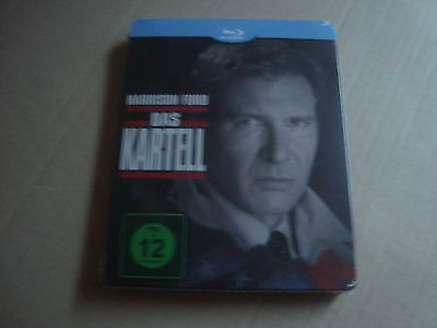 Clear and Present Danger Blu-Ray SteelBook NEW&SEALED Harrison Ford Willem Dafoe
