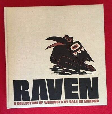 Raven: A Collection Of Woodcuts by Dale De Armond - Signed & Numbered (708/1250)