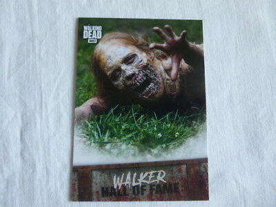 The Walking Dead Road to Alexandria Walker Hall of Fame W-1 Bicycle Girl