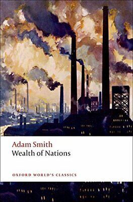 Wealth of Nations: A Selected Edition (Oxford World'... by Smith, Adam Paperback