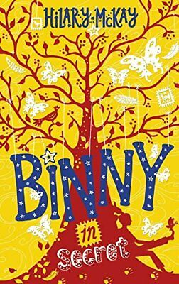 Binny in Secret: Book 2 by Mckay, Hilary Book The Cheap Fast Free Post