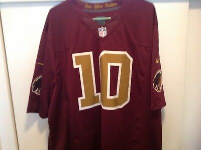 Top WASHINGTON REDSKINS RG3 Robert Griffin III Nike On Field Jersey  free shipping