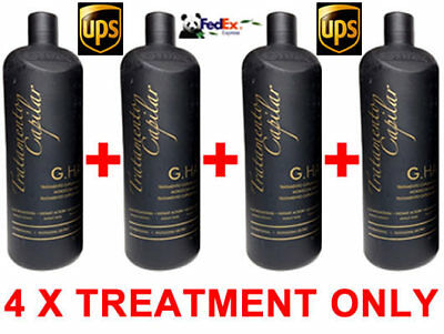 Inoar Ghair Moroccan 4 X Treatment Only Keratin Brazilian. Shipping Ups Or Fedex