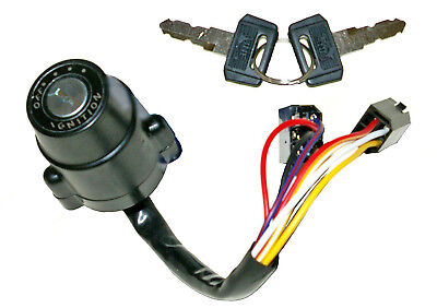 yamaha xt250 ignition switch (1980-1983) 9 wires, fast despatch