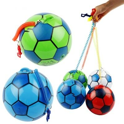 Inflatable Football With String Sports Kids Toy Ball Juggling Ball Outdoor Hot