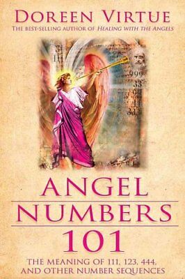 Angel Numbers 101 by Doreen Virtue 9781401920012 (Paperback, 2008)