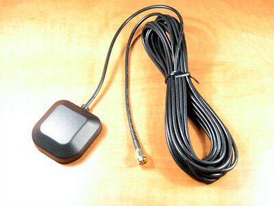GPS antenna aerial waterproof magnetic 5m cable ANT-380 SMA connector 5 metre