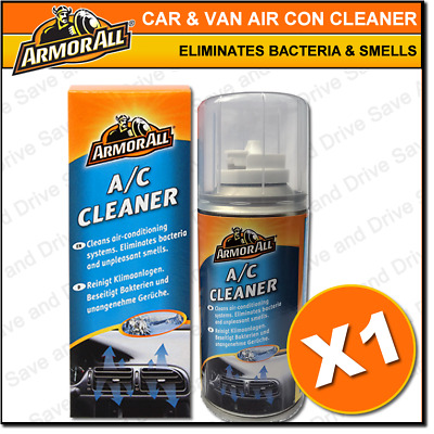 1x  Air Con Odour Bomb Air Conditioning Neutraliser & Bacteria Sanitiser Cleaner