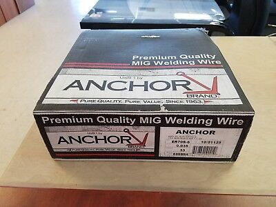 Anchor MIG Welding Wire ER70S-6 (33 lbs)