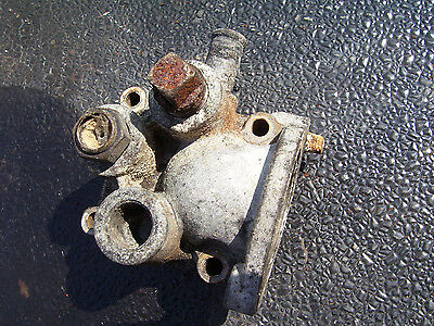 Vintage Ford  1520 Diesel Tractor - Engine Thermostat Housing