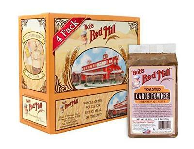 Bob's Red Mill Carob Powder Toasted, 18 Ounce (Pack of 4)