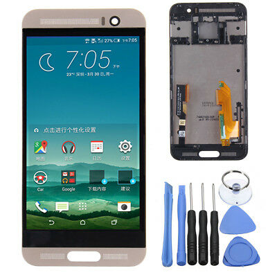 LCD Display+Touch Screen Digitizer Assembly Replacement For HTC One M9 Plus M9+