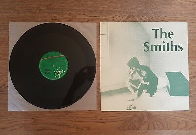 """The Smiths William, It Was Really Nothing 12"""" Vinyl Greece import virgin EX/EX"""
