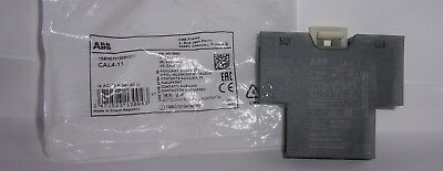 Abb 1Sbn010120R1011   Cal4 11   Auxiliary Contact  Side Mount New In Package