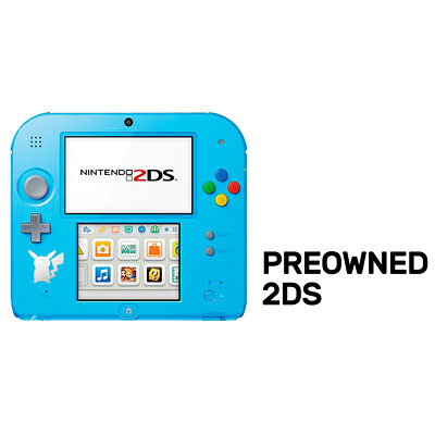 Nintendo 2DS Pokémon Console (Premium Refurbished by EB Games) - Nintendo 3DS -