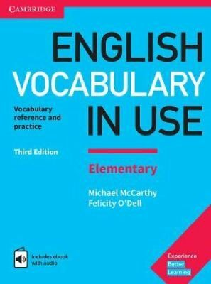 English Vocabulary in Use Elementary Book with Answers and Enha... 9781316631522