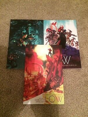 Low By Remender Volumes 1-3