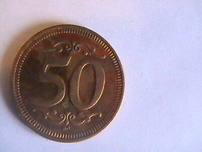 Token Copper Carwash Token Car Wash 50