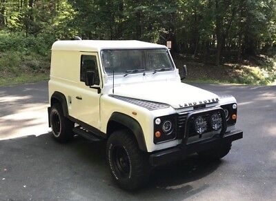 1990 Land Rover Defender  1990 LAND ROVER DEFENDER 90 2.5 TURBO DIESEL 4X4