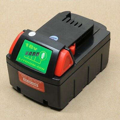 18V *NEW* aftermarket battery for Fromm P326 N5.4330 strapping Signode P-326