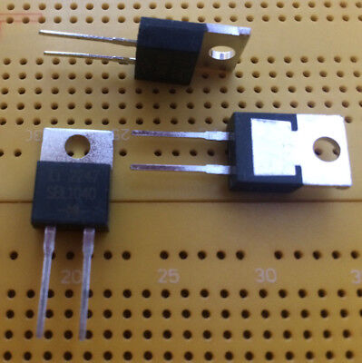10A 40V Schottky Diode Rectifier SBL1040 Lite-On TO-220AC