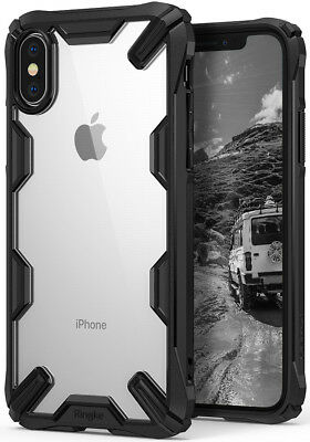 Ringke Apple iPhone X iPhone 10 Case NEW [Fusion-X] Clear Bumper Drop Protection