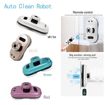 Smart Window Cleaner Robot Automatic Glass Cleaning Robot Remote Control 3 Modes