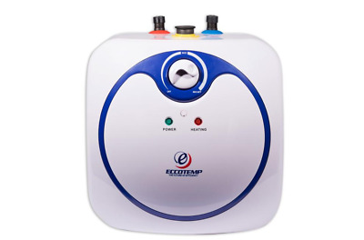 Electric Water Heater 2 Point 5 Gallon Mini Tank 120 Volt Compact Single Phase