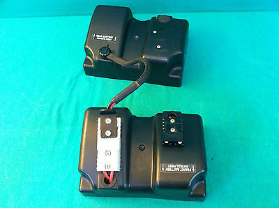 Battery box Top w/ wiring harness Invacare  Pronto Sure Step Power Chair #1732