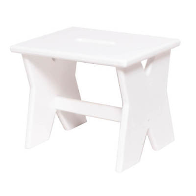 "Step Stool - Pine - 1 Step - 11"" High - Tall Step Stool"