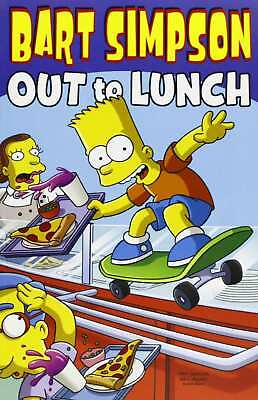 Bart Simpson - Out To Lunch, Matt Groening, New condition, Book