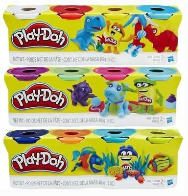 Hasbro Play Doh Classic 4 Pack Color Set B5517