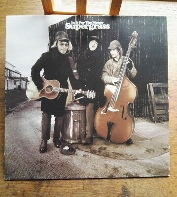 Supergrass ‎– In It For The Money ~ Brit, Indie, UK 1997