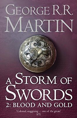 A Storm of Swords, Part 2: Blood and Gold (A Song of Ice and Fire, Book 3) by Ma