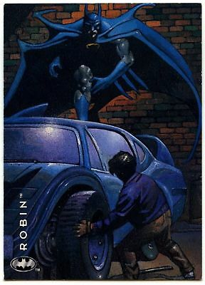 Jason Todd #22 Batman: Saga Of The Dark Knight 1994 Skybox Trade Card (C1316)