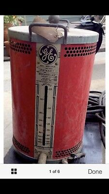 Rare Vintage 1940s GE Arc Welder This Is A Very Temporary Price Redux!
