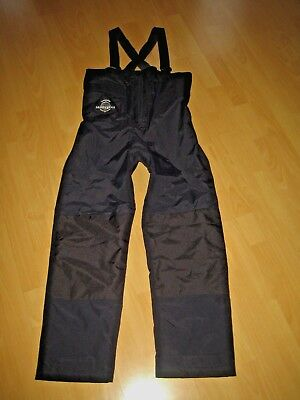 Marinepool Segelhose Kid`s Perth Trousers Offshore Navy Innovati 10.000 Latzhose